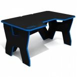 стол компьютерный DXRacer Generic Comfort Gamer 2/N/B, черно-синий