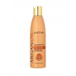 шампунь для волос Kativa Увлажняющий с маслом Арганы 250 мл