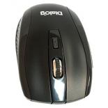 Мышка Dialog MROP-01U USB, черная, купить за 600руб.