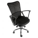 мебель компьютерная Кресло компьютерное College H-298FA-1 Black