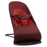 детское кресло-шезлонг BabyBjorn Balance Soft, хлопок, Rust/Orange