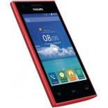 смартфон PHILIPS S309, красный 4Gb