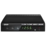tv-тюнер BBK SMP021HDT2, тёмно-серый