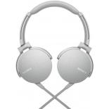 гарнитура для телефона Sony MDR-XB550AP/W, белая