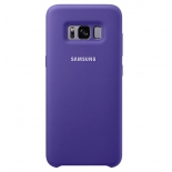 чехол для смартфона Samsung для Galaxy S8 Silicone Cover (EF-PG950TVEGRU) фиолетовый