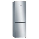 холодильник Bosch KGV 36NL1AR, серебристый