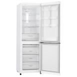 холодильник LG GA-M429SQRZ, белый
