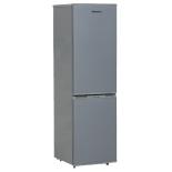 холодильник Shivaki BMR-1551S,  серебристый