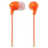 Наушники Perfeo PF-CMS, Оранжевые, купить за 255руб.