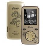 медиаплеер Ritmix RF-4850 8Gb, золотистый