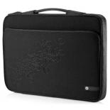 сумка для ноутбука HP Black Cherry Notebook Sleeve 17.3