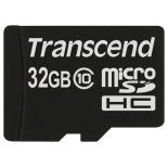 карта памяти Transcend MicroSDHC 32Gb class10 ( TS32GUSDC10)