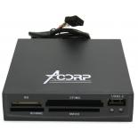 устройство для чтения карт памяти Acorp CRIP200-Black