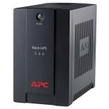 источник бесперебойного питания APC by Schneider Electric Back-UPS 500VA AVR IEC (BX500CI)