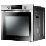 Духовой шкаф Samsung NV6584BNESR, серебристый