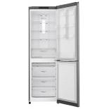 холодильник LG GA-B429SMCZ, серебристый
