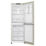 холодильник LG GA-B389SECZ, бежевый