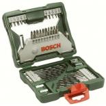 набор сверл Bosch X-line 43, биты и свёрла + кейс, 43 шт. [2607019613]