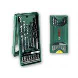 набор сверл Bosch 2607019579, биты и свёрла, 15 предметов