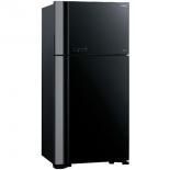 холодильник Hitachi R-VG 542 PU3 GBK