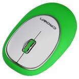 мышка CROWN CMM-931W (green)