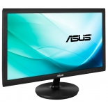 монитор ASUS VS229NA, чёрный (21.5'', xVA, LED, 1920x1080 (16:9), 5 ms gtg, 178°/178°, 250 cd/m, 80M:1, VGA, DVI-D)