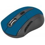 мышка Defender MM-965, Голубая