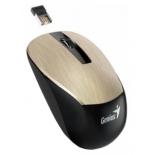 мышка Genius NX-7015, Золотистая