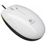 мышка Logitech LS1 Laser Mouse, Белая
