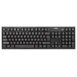 Клавиатура SVEN Standard 304 USB+HUB, Черная, купить за 740руб.