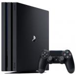 игровая приставка Sony PlayStation 4 Pro, Черная