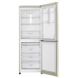 холодильник LG GA-B389SEQZ, бежевый