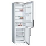 холодильник Bosch KGE39XL2OR, нержавеющая сталь
