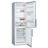 холодильник Bosch KGV36XL2OR, серебристый