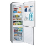 холодильник Candy CCPS 6180 SRU, серебристый