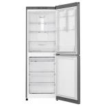 холодильник LG GA-B389SMCZ, серебристый