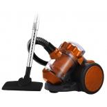 Пылесос Lumme LU-3206, черный/оранжевый