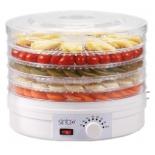 Сушилка для овощей и фруктов Sinbo SFD 7401, белая