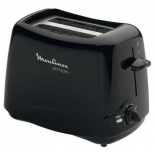 тостер Moulinex TT 1102, черный