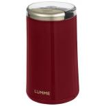 Кофемолка Lumme LU-2603, красный гранат