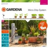 садовый шланг Gardena 13002-20.000.00 базовый с таймером