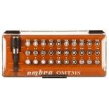 набор инструментов Ombra OMT31S, (31 предмет)