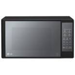 микроволновая печь LG MW20R46DARB, черная