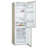 холодильник Bosch KGV36XK2AR, бежевый
