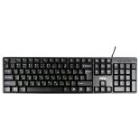 клавиатура Dialog KS-030P, Черная