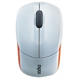 мышка Rapoo Wireless Optical Mouse 1190 USB, белая