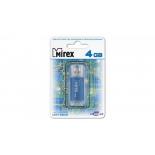 usb-флешка Mirex UNIT 4GB, Синяя