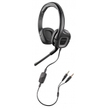 гарнитура для пк Plantronics .Audio 355, Черная
