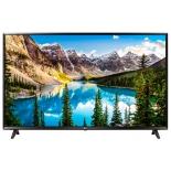 телевизор LG 43UJ630V, черный