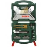 набор инструментов BOSCH X-Line 50 (2607019327), биты и свёрла, 50 предметов